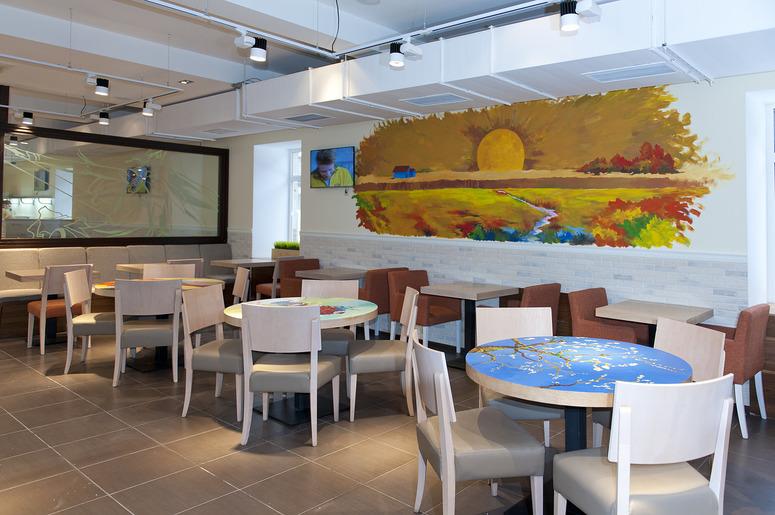 Ресторан Ланчер - фотография 2 - кафе Ланчер