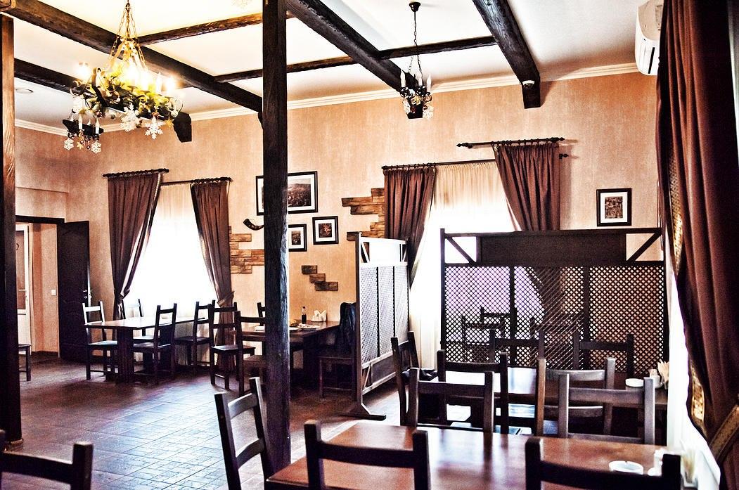 Ресторан Анжелика - фотография 12