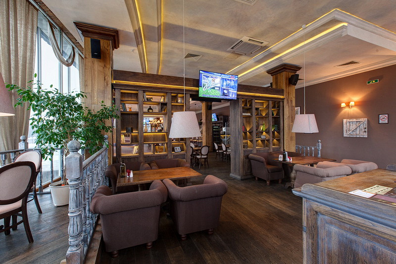 Ресторан Münhell - фотография 18