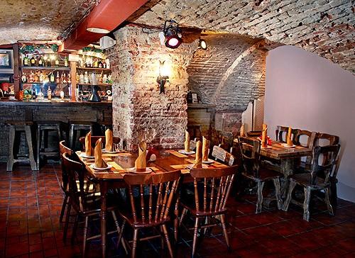 Ресторан Архивариус - фотография 2 - Зал №1