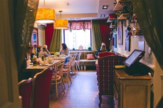 Ресторан Андерсон на Островитянова - фотография 1