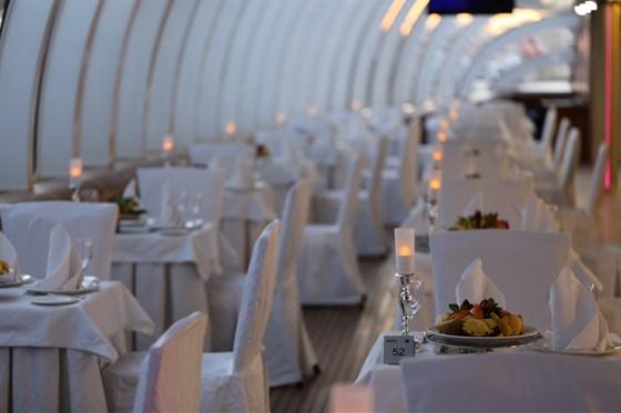 Ресторан Флотилия Рэдиссон Ройал - фотография 8