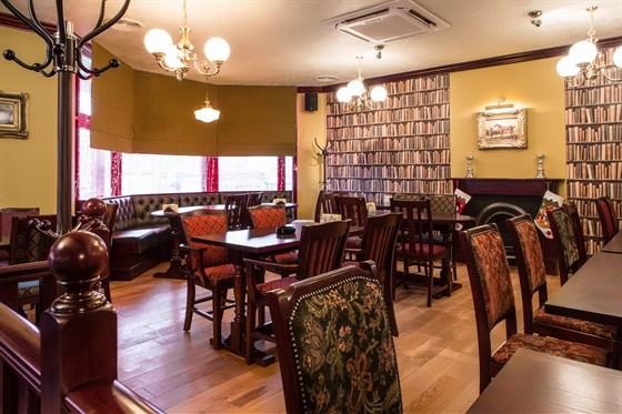 Ресторан Punch & Judy - фотография 9