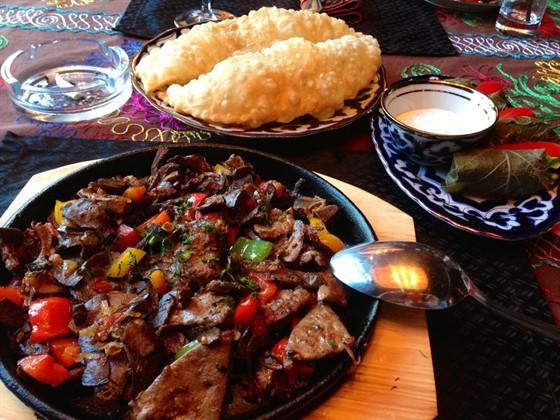 Ресторан Тюбетейка - фотография 9 - время исполнение заказа 7 минут