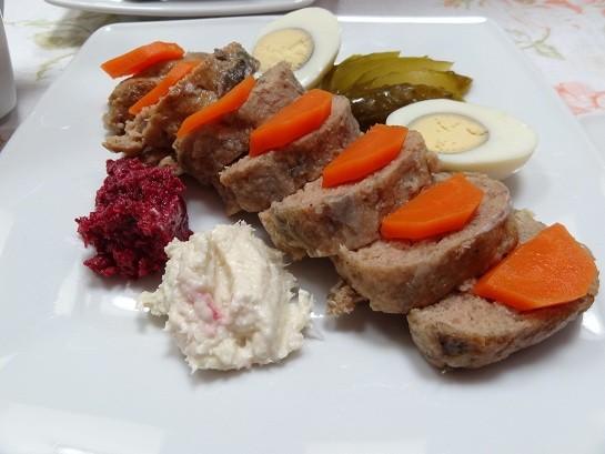Ресторан Йона - фотография 17 - Гифилтефиш