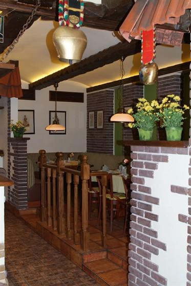 Ресторан Альпийская терраса - фотография 6