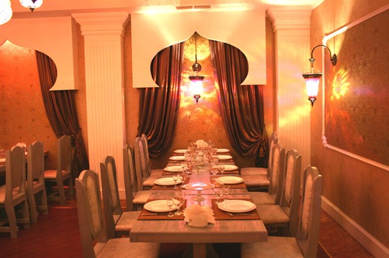 Ресторан Восточный рай - фотография 6