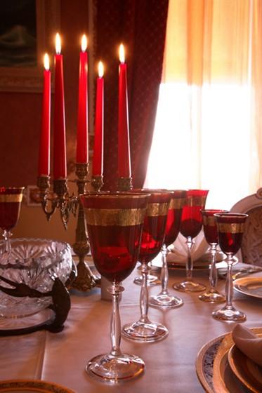 Ресторан Черная жемчужина - фотография 4 - Дворцовый зал