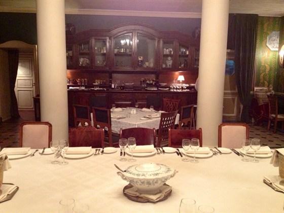 Ресторан Обломов на Пресне - фотография 8 - Буфет