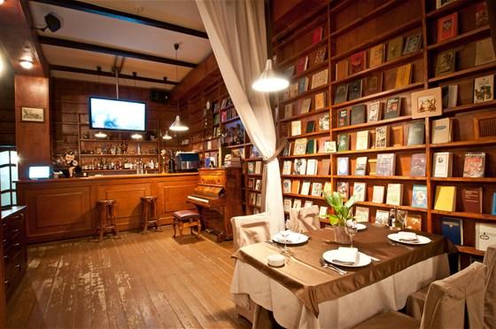 Ресторан Leningrad - фотография 8 - Ресторан