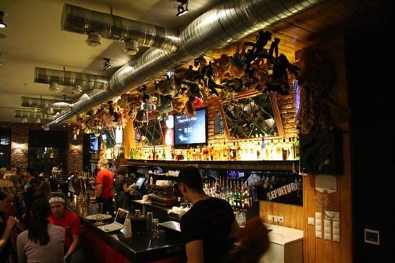 Ресторан Куклы пистолеты - фотография 1