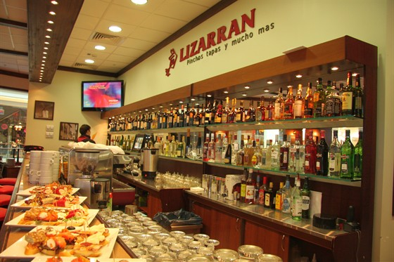 Ресторан Lizarran - фотография 3