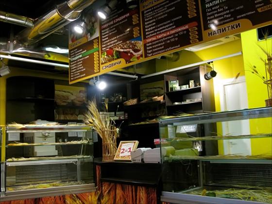 Ресторан Поль-бейкери - фотография 2 - Раздача второго этажа