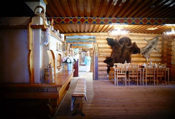 Ресторан Подворье - фотография 11