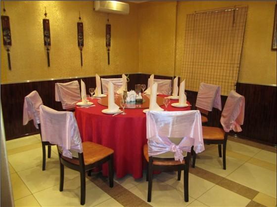 Ресторан Шанхай - фотография 3 - VIP комната