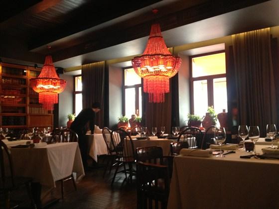 Ресторан Mr. Lee - фотография 6