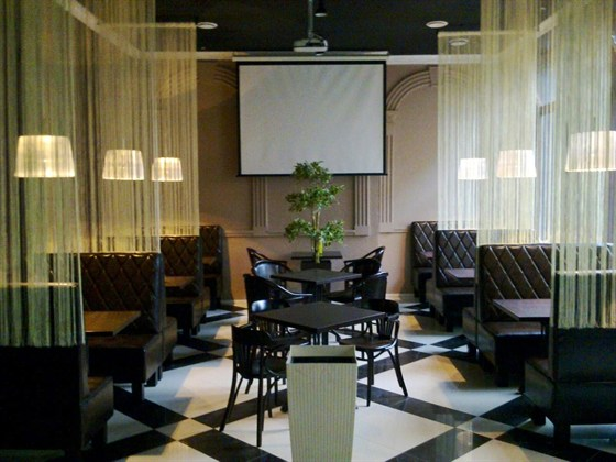 Ресторан Grace Bar - фотография 1 - Грэйс Бар, Sudakova Plaza