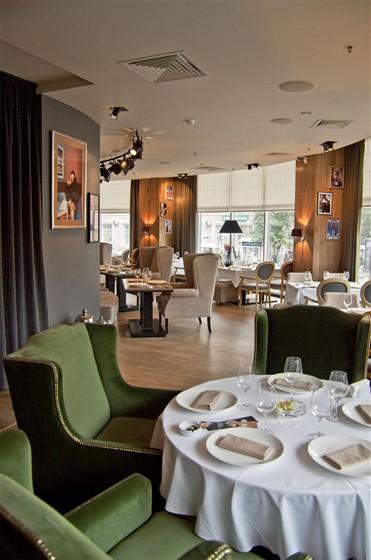 Ресторан Famous - фотография 4