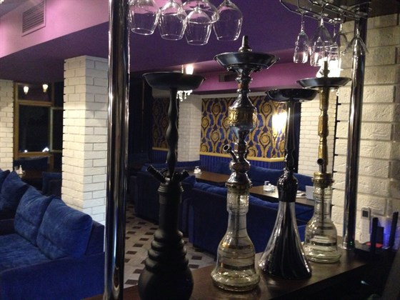 Ресторан Shisha Rooms - фотография 1