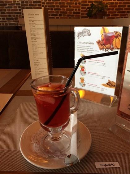 Ресторан Farfalle - фотография 1 - Итальянский чай