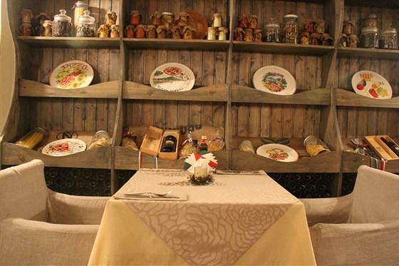 Ресторан Bocca di Bacco - фотография 7