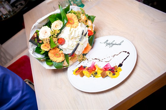 """Ресторан Pilove Café - фотография 13 - Десерт """"Меркурьев"""""""