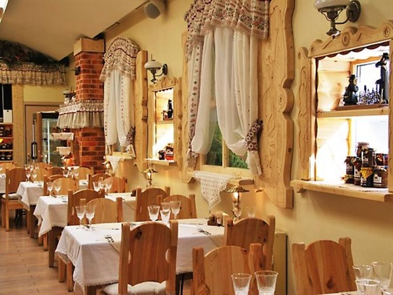 Ресторан Штетл - фотография 1