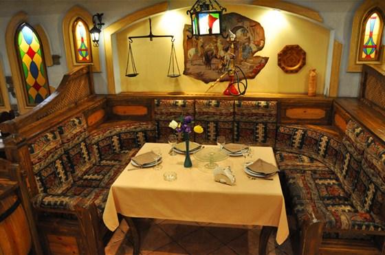 Ресторан Бакинский бульвар  - фотография 12