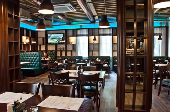 Ресторан 1516 - фотография 13