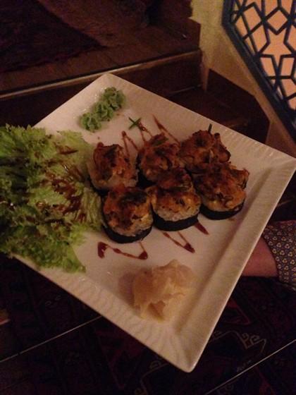 Ресторан Чабрец - фотография 1 - Лучшие суши
