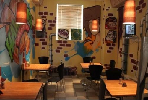 Ресторан Hawabanga - фотография 2