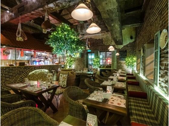 Ресторан Villa della pasta - фотография 10