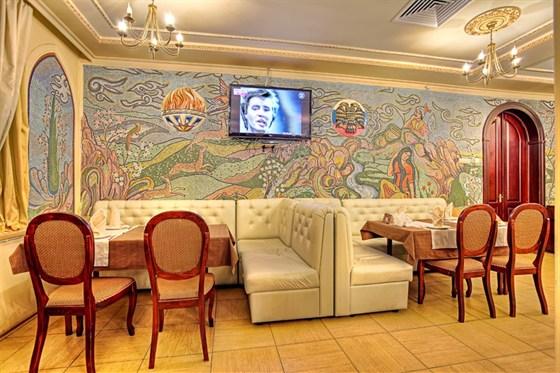 Ресторан Хамса - фотография 4