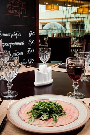 Ресторан Meat & Fish - фотография 9