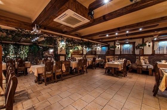 Ресторан Райская трапеза - фотография 14 - Интерьер