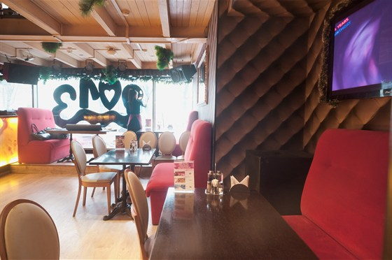 Ресторан Nebar - фотография 17