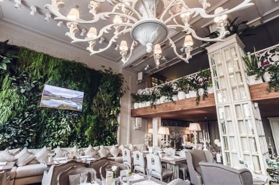 Ресторан Нескучный сад - фотография 1