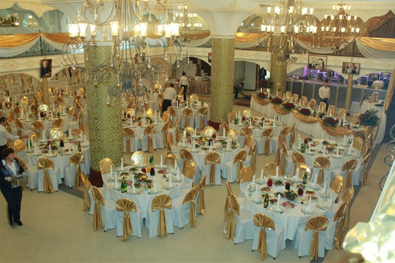 Ресторан Белое золото - фотография 5