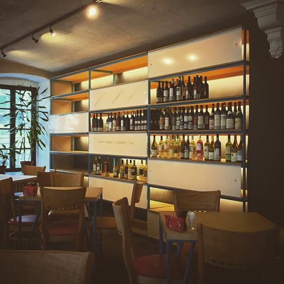 Ресторан Юность - фотография 1 - Второй этаж