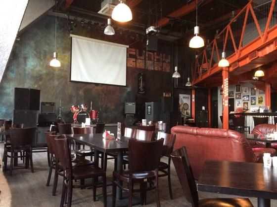 Ресторан Funky банки - фотография 1
