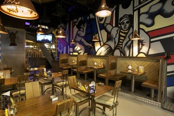 Ресторан Сварня - фотография 7 - Интерьер ресторана №3
