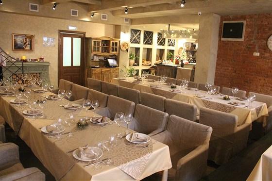 Ресторан Bocca di Bacco - фотография 2