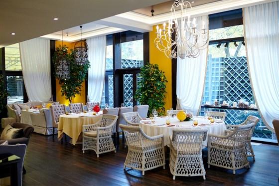 Ресторан Марио - фотография 7 - Солнечная Италия в Москве – ее запахи, вкусы и яркие цвета встречают вас в обновленном Марио и создают радостную и счастливую атмосферу.