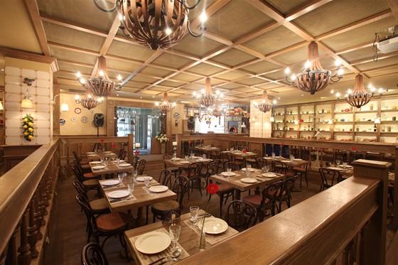 Ресторан Paprikolli - фотография 10 - Paprikolli