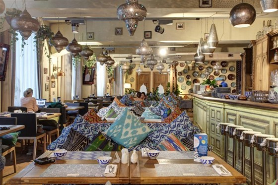 Ресторан Бричмула - фотография 11