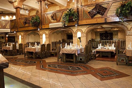 Ресторан Бакинский дворик - фотография 1