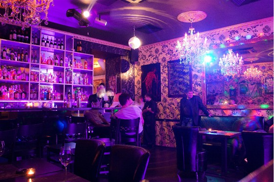 Ресторан Black Orchid - фотография 4