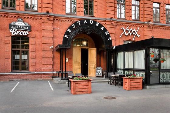 Ресторан XXXX Baltika Brew - фотография 1