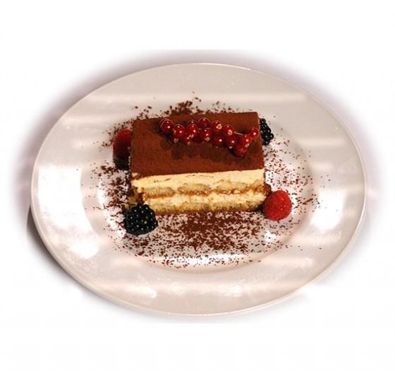 Ресторан Paprikolli - фотография 6 - Тирамису