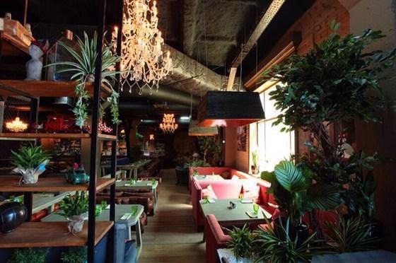 Ресторан Дворец пионеров - фотография 3
